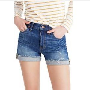 Madewell Jeans Shorts✨